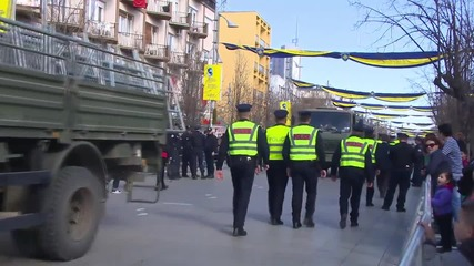Serbia: Pristina braces itself for huge anti-govt rally