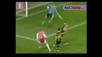 Като едно време: Kрал Анри носи победа на Арсенал !!! Арсенал -лийдс 1:0 (бг Аудио)