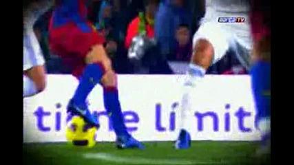 Fc Barcelona - El 5-0 al R. Madrid