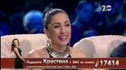 Кристина Дончева - X Factor Live (25.11.2014)