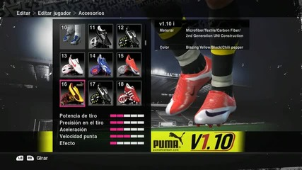 Pes 2010 Pc - Bootpack for patch pesedit.com version 1.4 (50 boots)