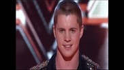 X Factor Австралия Johnny Ruffo - Moves Like Jagger [ Maroon 5 Feat. Christina Aguilera]