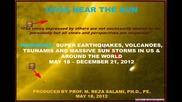 Aliens, Ufos _ Ufo Mothership Near The Sun By Prof. M. Reza
