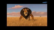 Мадагаскар 2 Бягство към Африка (2008) част 1 Bg Audio Филм