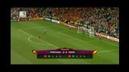 Испания-португалия 4:2 след дузпи бг аудио