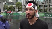 Japan: Fans challenge warnings to refrain from road side spectating at Olympics
