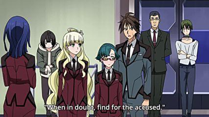 Active Raid: Kidou Kyoushuushitsu Dai Hachi Gakari 2nd Episode 10 Eng Sub Hd