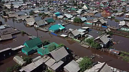 Russia: 5 dead after floods in Irkutsk region