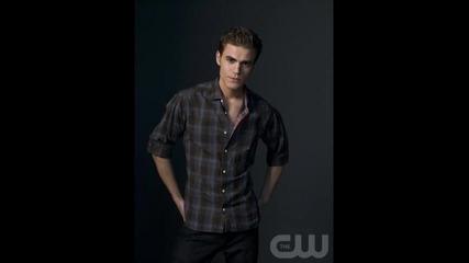 Снимки - The Vampire Diaries
