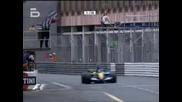 F1 - Alonso Victory at Monaco 2006 GP