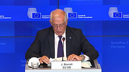 Luxembourg: Borrell denies nuclear talks with Iran in Brussels, slams Nicaragua's 'fake' elections