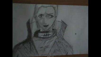 Бързо рисуване на Хидан