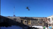 Ah- 64 Апач се рабива в Афганистан
