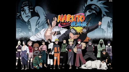 Naruto Shippuden Opening 9 (extended) Lovers - 7 Oops