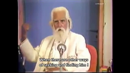 Everyone is looking for God without knowing it-брат Михаил