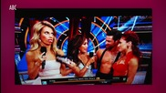 Aaron Andrews Appears Unimpressed with Noah Galloway's Proposal on 'DWTS'