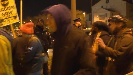 USA: Baltimore protesters demand justice in wake of Freddie Gray mistrial