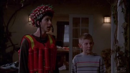 Смешна част от филма Malcolm In The Middle Bg Subs