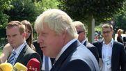 Germany: UK 'is not leaving Europe' - Boris Johnson at OSCE meet