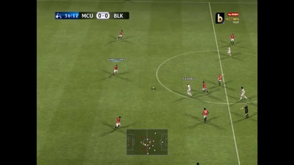 Pes 2012 - Champions League - Man.united vs. Bayer Leverkusen - Ep.2