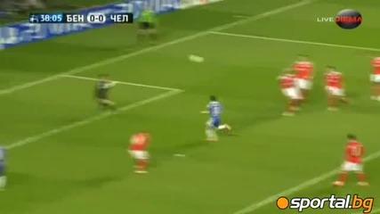 Бенфика - Челси 0:1