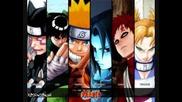 Naruto unreleased soundtrack - predicament