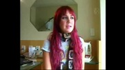 Rbd - Live In Houston - Entrevista A Dulce