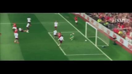 • Ашли Йънг • Манчестър Юнайтед сезон 2014/15•