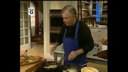 Бургер със скариди