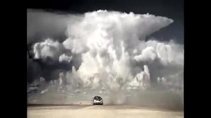 Реклама на Mercedes Slk и Rammstein
