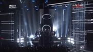 Кралици!! Кристина Аилера и Деми Fall In Line на живо на billboard Music Award 2018