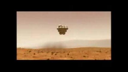 Успешно Кацане На Марс !