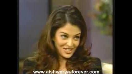 Aishwarya Rai В Шоуто На Oprah