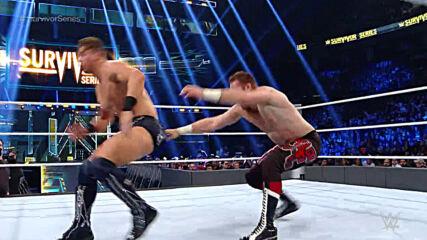 The Miz vs. Sami Zayn – Intercontinental Title Match: Survivor Series 2016 (Full Match)