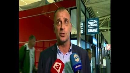 Антони Здравков за представянето на младежките национали срещу Дания