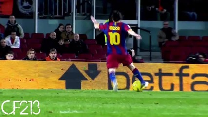 Lionel Messi - Zero - 2010/11 Hd
