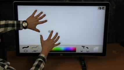 Tech Vision / Тех Вижън Представя Elo 3202l - Вашият Интерактивен Прозорец