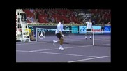 Тенис Класика : Федерер - Цонга