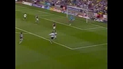 Гол На Cristiano Ronaldo Vs A. Villa