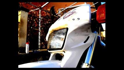Yamaha xt Stunt (lesura)