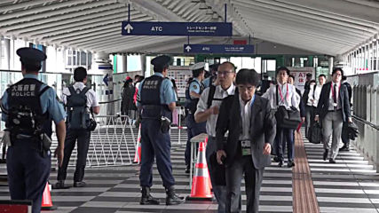 Japan: Security beefed up for G20 summit in Osaka