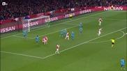 Арсенал 0:2 Барселона ( шампионска лига ) ( 23.02.2016 )