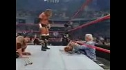 Backlash 05 Batista Vs Triple H (2/2)
