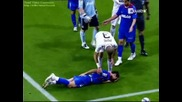 Най - бруталният футболист в момента
