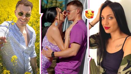Историята на една любов: Арти и Криси Дончева празнуват