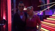 Dancing Stars - Спасените Албена и Петьо (03.04.2014)