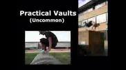 Parkour Vaults Pt3
