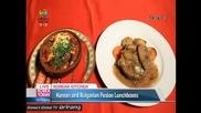 Корейски и български подобни ястия