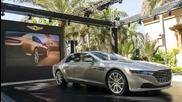 Новатa луксозна рожба на британският гигант, дебютира в Дубай - Aston Martin Lagonda Taraf Launched
