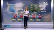 Прогноза за времето (07.11.2014 - централна)
